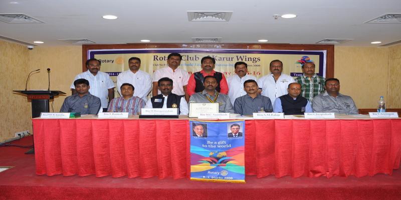 Rotary Club of Karur Wings
